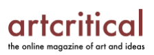 Gordon Moore Featured in ArtCritical