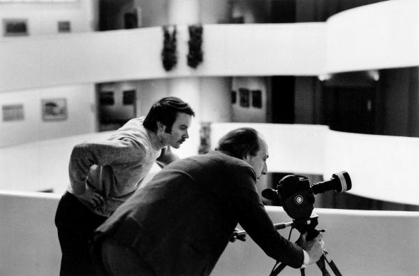 The Art Films of James Scott: Screening Schedule