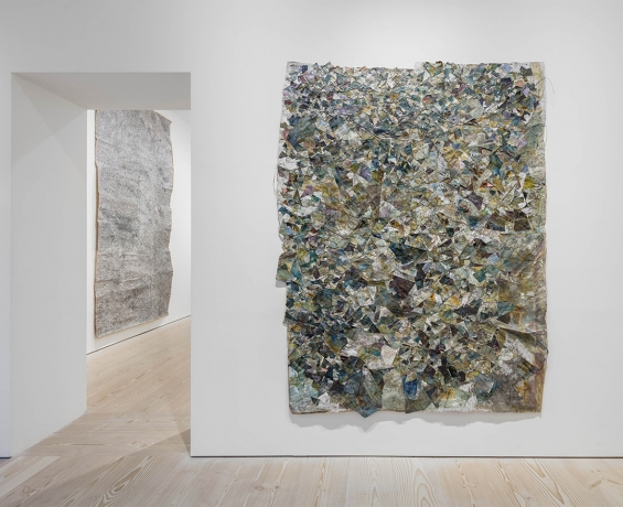 Hans Andersson at the Royal Academy of Fine Arts, Stockholm