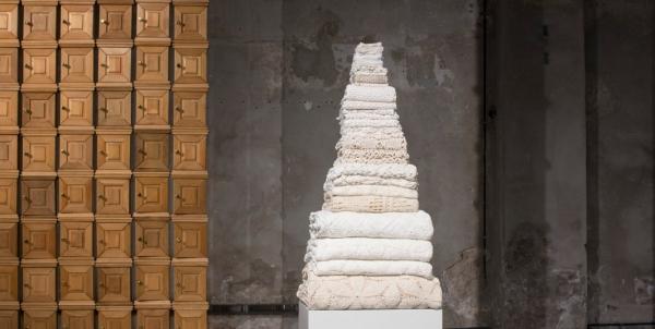 Petra Hultman exhibits at Meken, Smedjebacken
