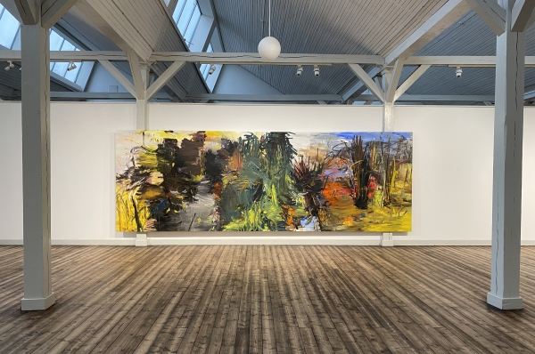 Jenny Carlsson's exhibition at Ronneby Kunsthalle