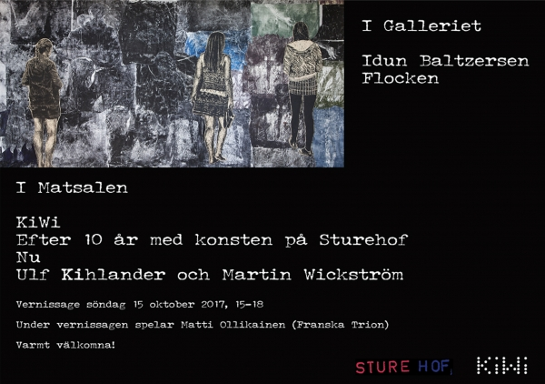 KiWi – at Sturehof in Stockholm