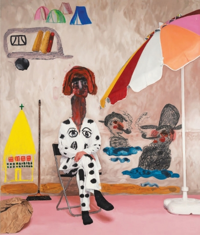 Review of Jannis Varelas exhibition in Artforum Magazine