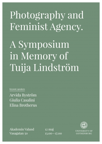 A Symposium in Memory of Tuija Lindström, Gothenburg