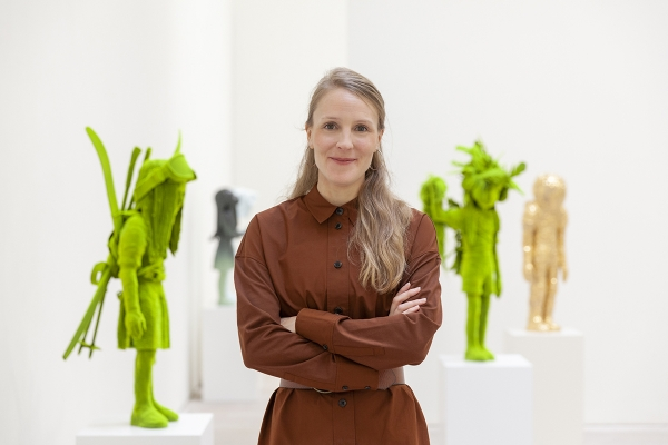Kiira Miesmaa is appointed CEO of Galerie Forsblom