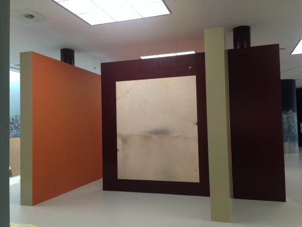 Nina Roos at M HKA Museum of Contemporary Art Antwerp