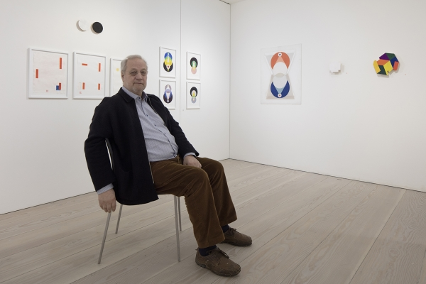 We are saddened to announce the death of Finnish painter Carolus Enckell