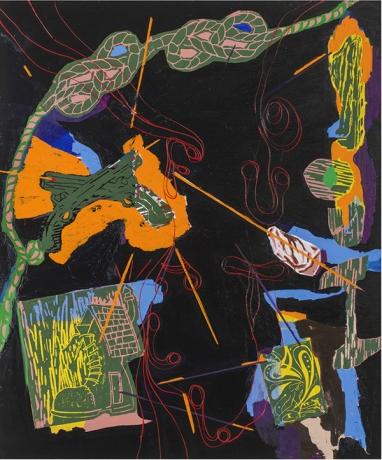 Adam Saks exhibits at Lieu d'Art Contemporain Narbonne, France