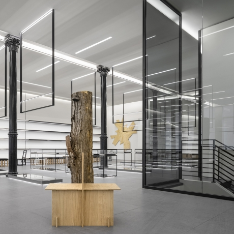 The Celine Art Project Makes It Possible To Visit Site Specific Works Despite Museum Shutdowns