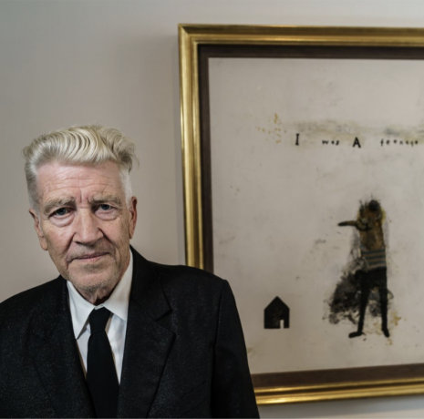 David Lynch, the director as painter, festival impresario and ant collaborator