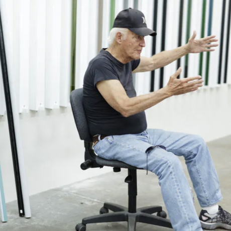 Light Years Ahead: Interview with Robert Irwin