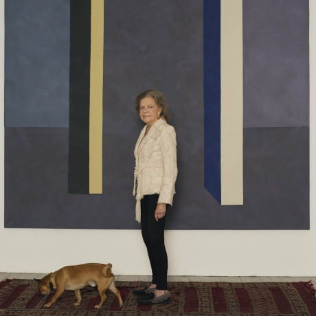 Soho Stalwart: Mary Obering is having a revival, with a flurry of gallery shows in New York and Los Angeles.