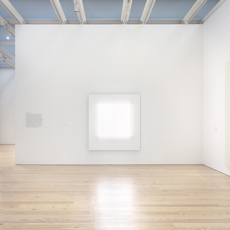 Mary Corse: The Luminous Effects of a Light and Space Painter