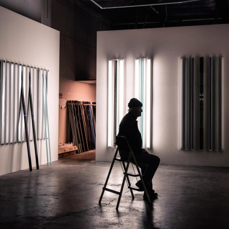 The Artist's Artist: Robert Irwin Continues to Create and Inspire