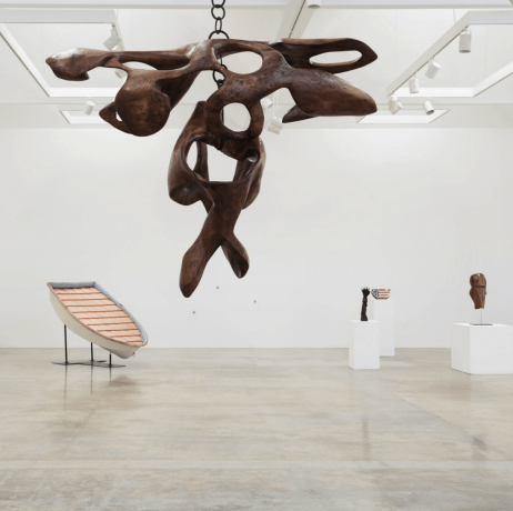 Pick of the Week: Sculpture, Kayne Griffin Corcoran