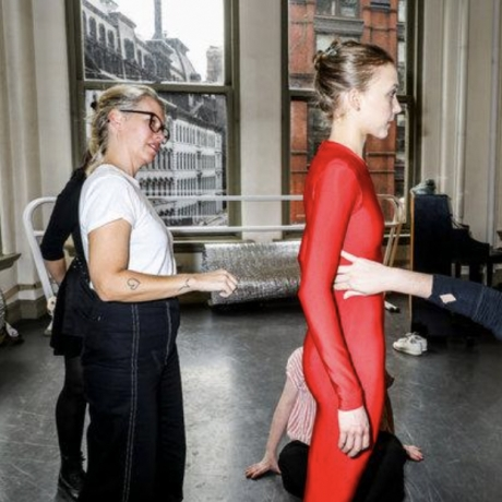 Sculpting With Bodies at American Ballet Theatre
