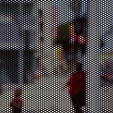 Review: Why artist Anthony Hernandez takes his 'Screened Pictures' through bus-stop screens