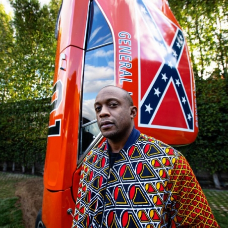 Why artist Hank Willis Thomas smashed up 'The Dukes of Hazzard's' General Lee