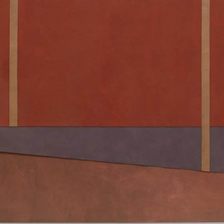 Mary Obering paintings exhibited in Los Angeles for the first time