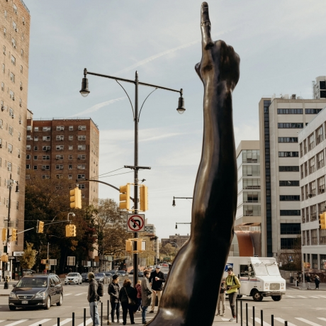 A Sculpture for Brooklyn's New Golden Age?