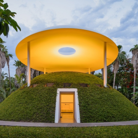 How to Find James Turrell's Art in the Most Unlikely Corners of the Earth
