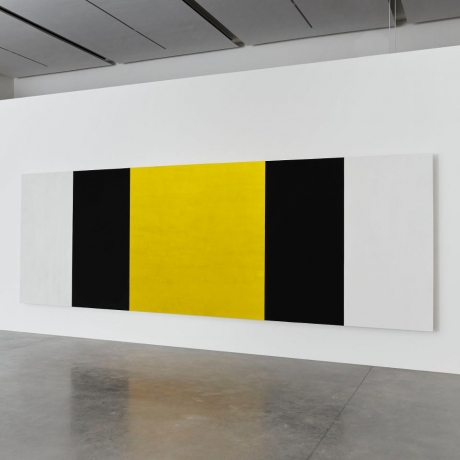 'New Realism' of Mary Corse Invites The Viewer Into Her Luminous New Large-Scale Paintings