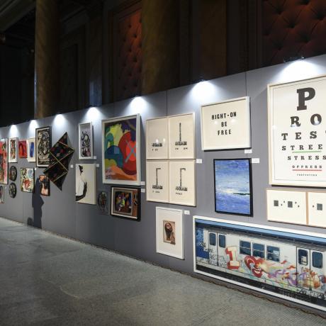 Bronx Gala; Bronx Museum of the Arts