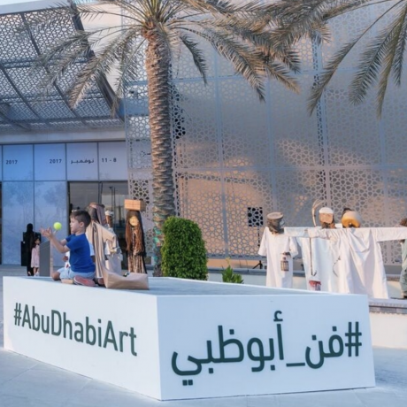 Everything you need to know about what's on show at this year's Abu Dhabi Art