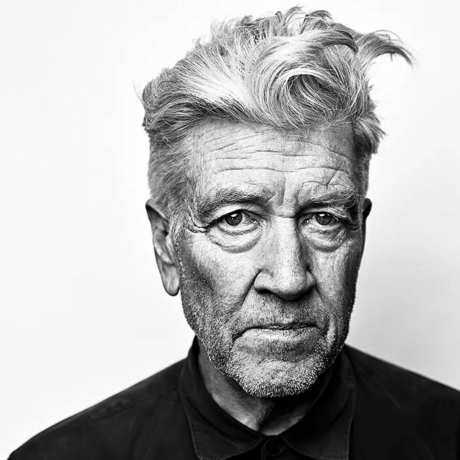 David Lynch: 'All I wanted to be was a painter'