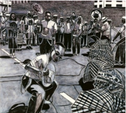 New Orleans' African Retentions: Willie Birch with Billy Sothern