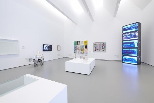 Gianfranco Foschino at Kunsthalle Weishaupt