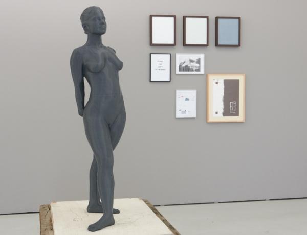 Julião Sarmento at Galleria Nazionale d'Arte Moderna e Contemporanea
