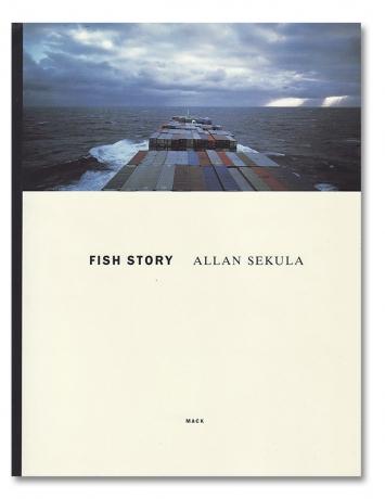 Allan Sekula's Fish Story back in print