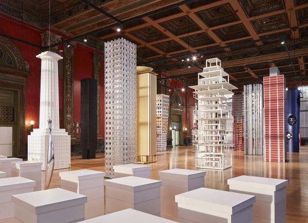 Iñigo Manglano-Ovalle in Chicago Architecture Biennial