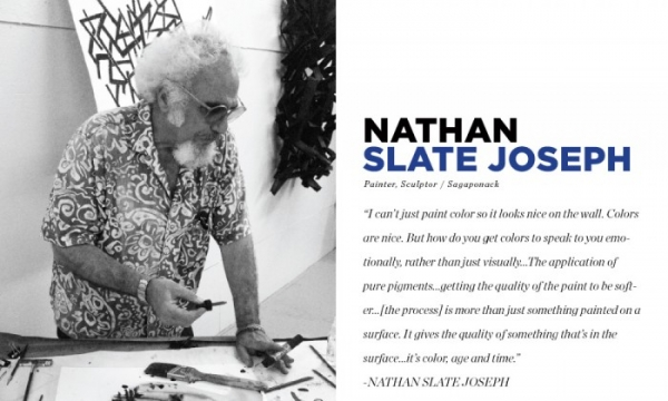 杂志简介:NATHAN SLATE JOSEPH