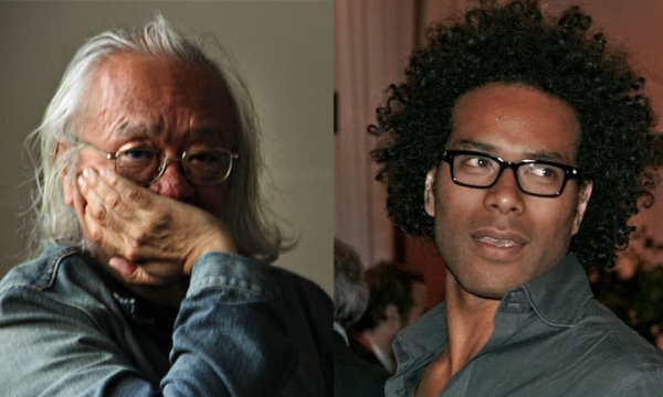 Gallery Talk with John Yau and Ivy Wilson
