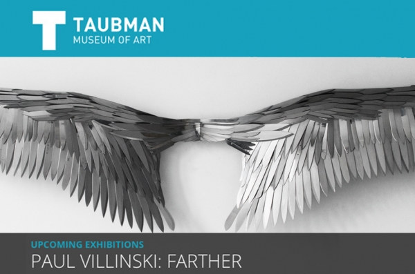 PAUL VILLINSKI | TAUBMAN MUSEUM Of ART