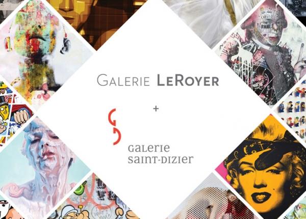 Galerie Saint-Dizier fusionne avec la Galerie LeRoyer