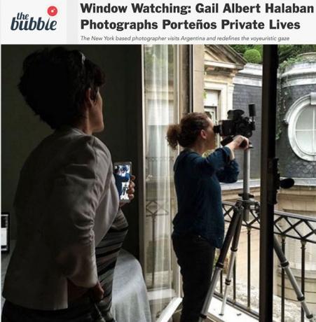 Gail Albert Halaban in The Bubble