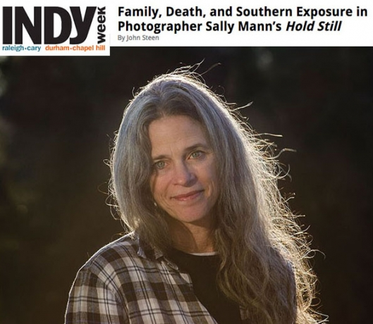 Sally Mann Interview with Indy Week