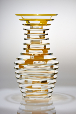 Sidney Hutter Retrospective Exhibition at The Sandwich Glass Museum