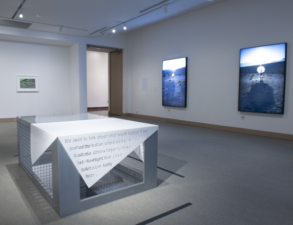 Mary Kelly at the Weatherspoon Art Museum