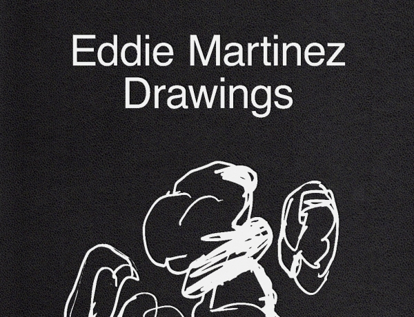 Book Signing for Eddie Martinez: Drawings