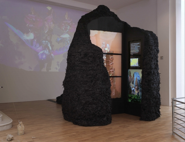Jacolby Satterwhite at Whitechapel Gallery