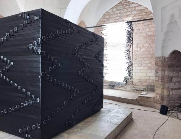 Monica Bonvicini included in the 15th Istanbul Biennial