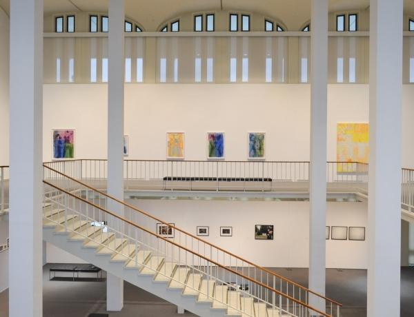 Keltie Ferris at the University Art Museum