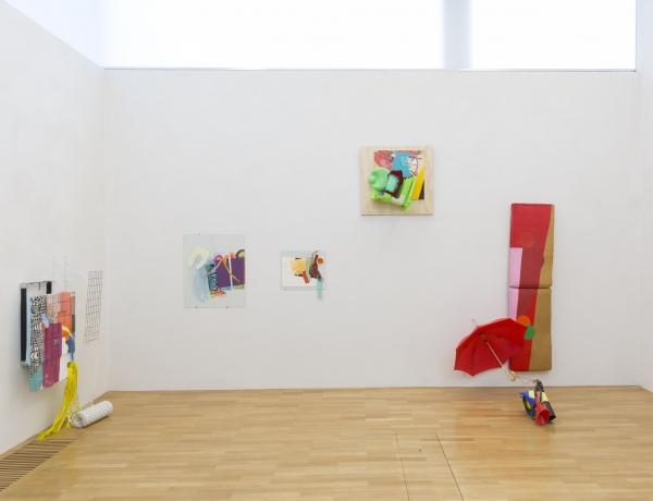 Jessica Stockholder at Sammlung Goetz