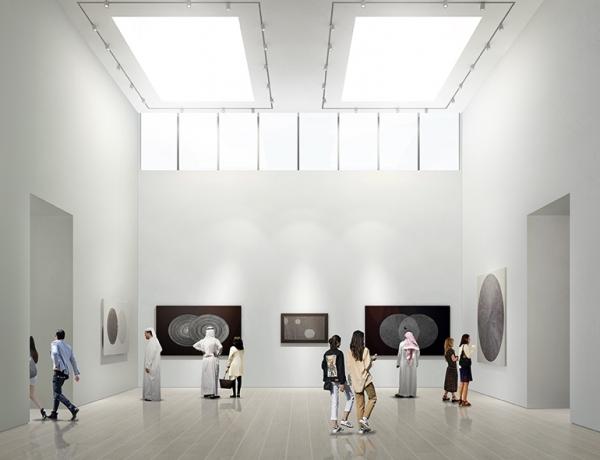 GCC at Jameel Arts Centre