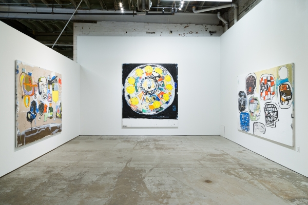 Eddie Martinez at the Museum of Contemporary Art Detroit