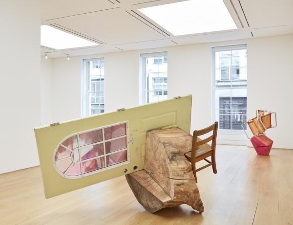 Sarah Braman at Marlborough Contemporary
